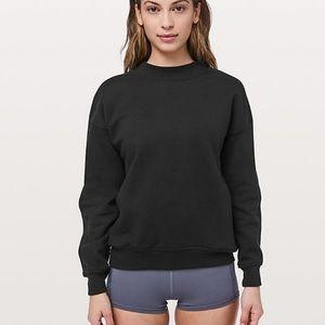 NWOT Lululemon chill on pullover